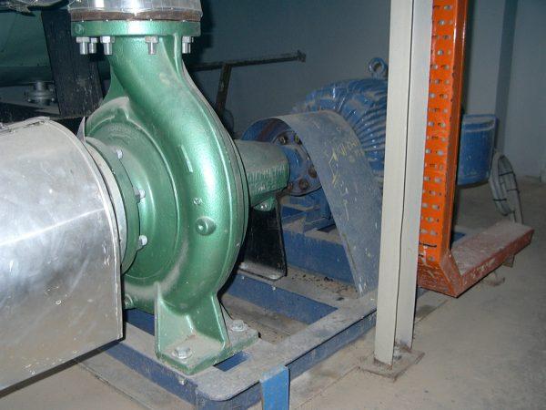 Condenser Water Pump