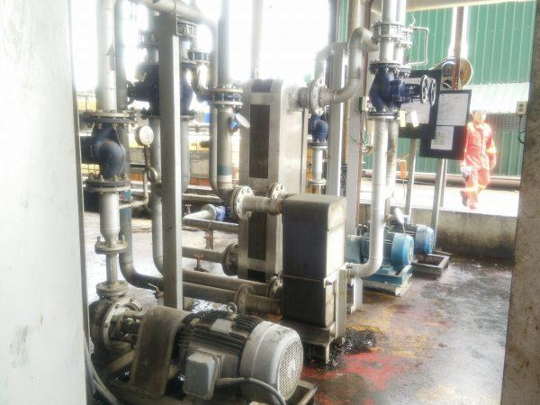 High Temperature Thermal Oil Pump
