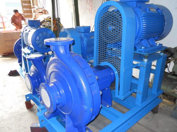 IS-Series Centrifugal Pump for oil mills water supply