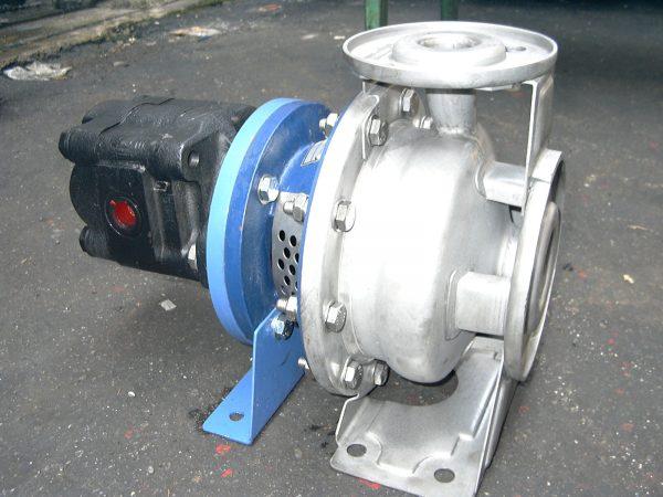 SSH-Series Pump C/W Hydraulic Motor